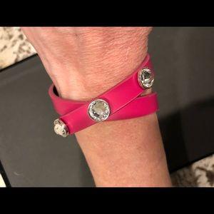 Lia Sophia Wrap Bracelet